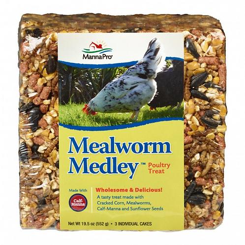 Mealworm Medley 3PK