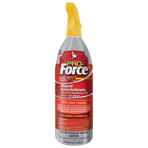 Pro-Force Fly Spray for Horses 32oz