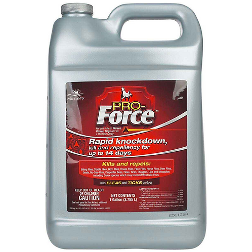 Pro-Force Fly Spray for Horses