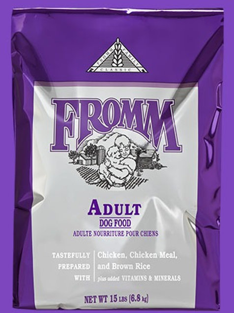 Fromm Classic Adult Dog Food 33#