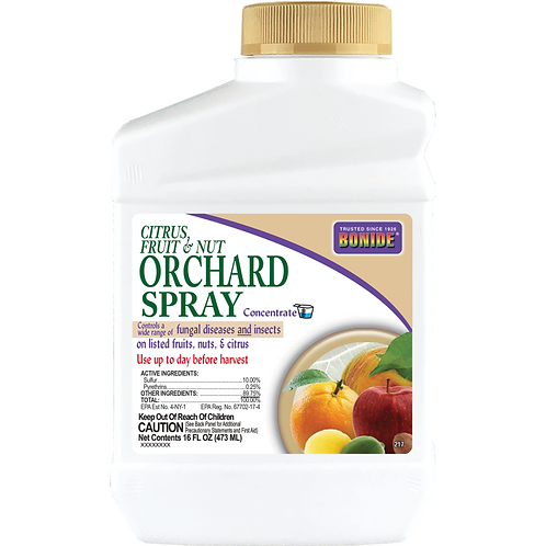 Citrus, Fruit & Nut Orchard Spray Concentrate 16oz