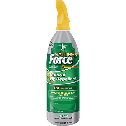 Nature's Force Fly Spray for Horses