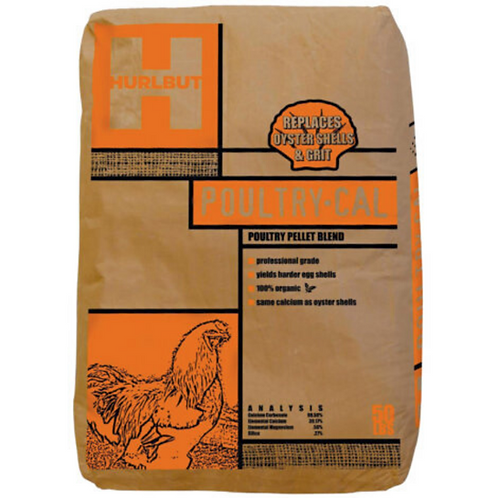 Poultrycal Poultry Calcium 50#