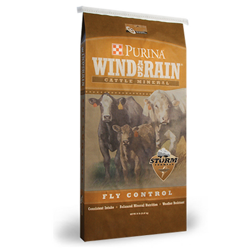 Purina Wind and Rain Fly Control 50#