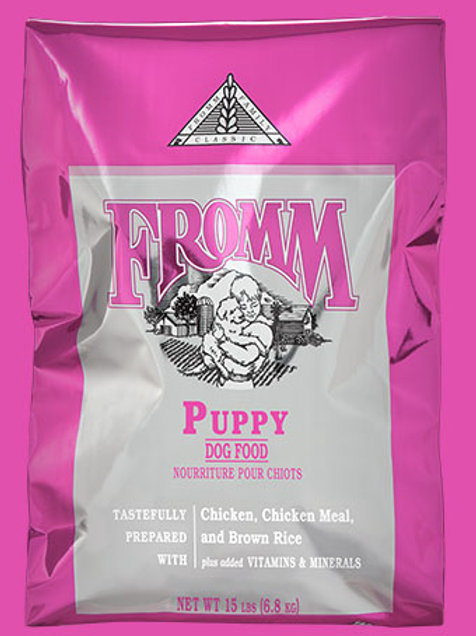 Fromm Classic Puppy Dog Food 33#