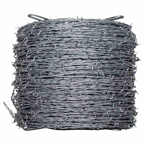 High-Tensile Barbed Wire 2pt 15.5ga 1,320'