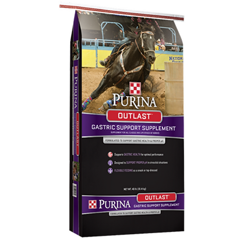Purina Outlast Gastric Support Supplement 40#