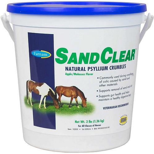 SandClear Natural Psyllium Crumbles for Horses