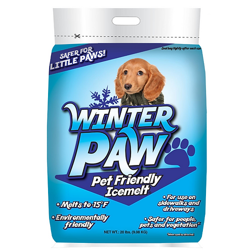 WINTER PAW PET SAFE ICE MELT 20#