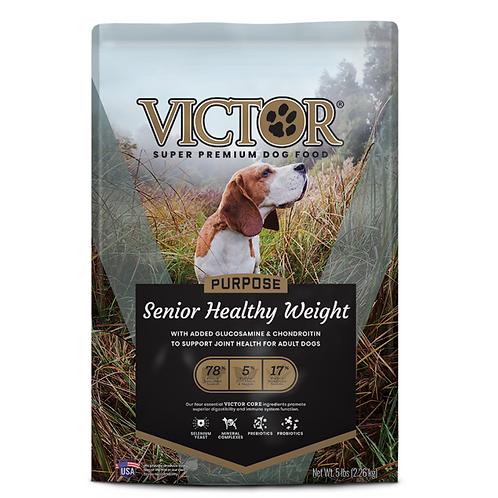 VICTOR Senior Healthy Weight Dry Dog Food 40#
