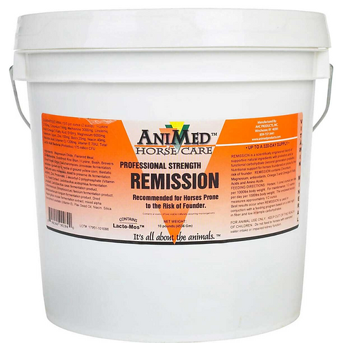 Remission Hoof Supplement for Horses