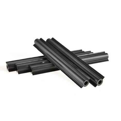 """4"""" Plastic Tube Insulators 100ct"""