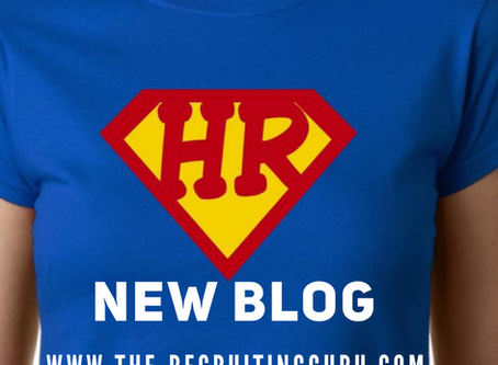 "HR: Captain save a ""WHOLE"" organization!"