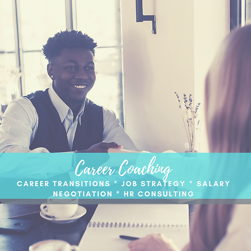Career Coaching (Monthly Rate)