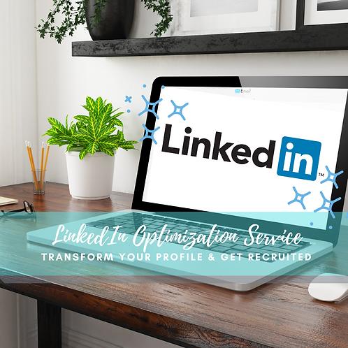Add On LinkedIn Optimization Service