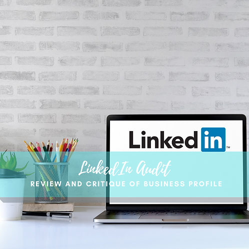LinkedIn Business Profile Review