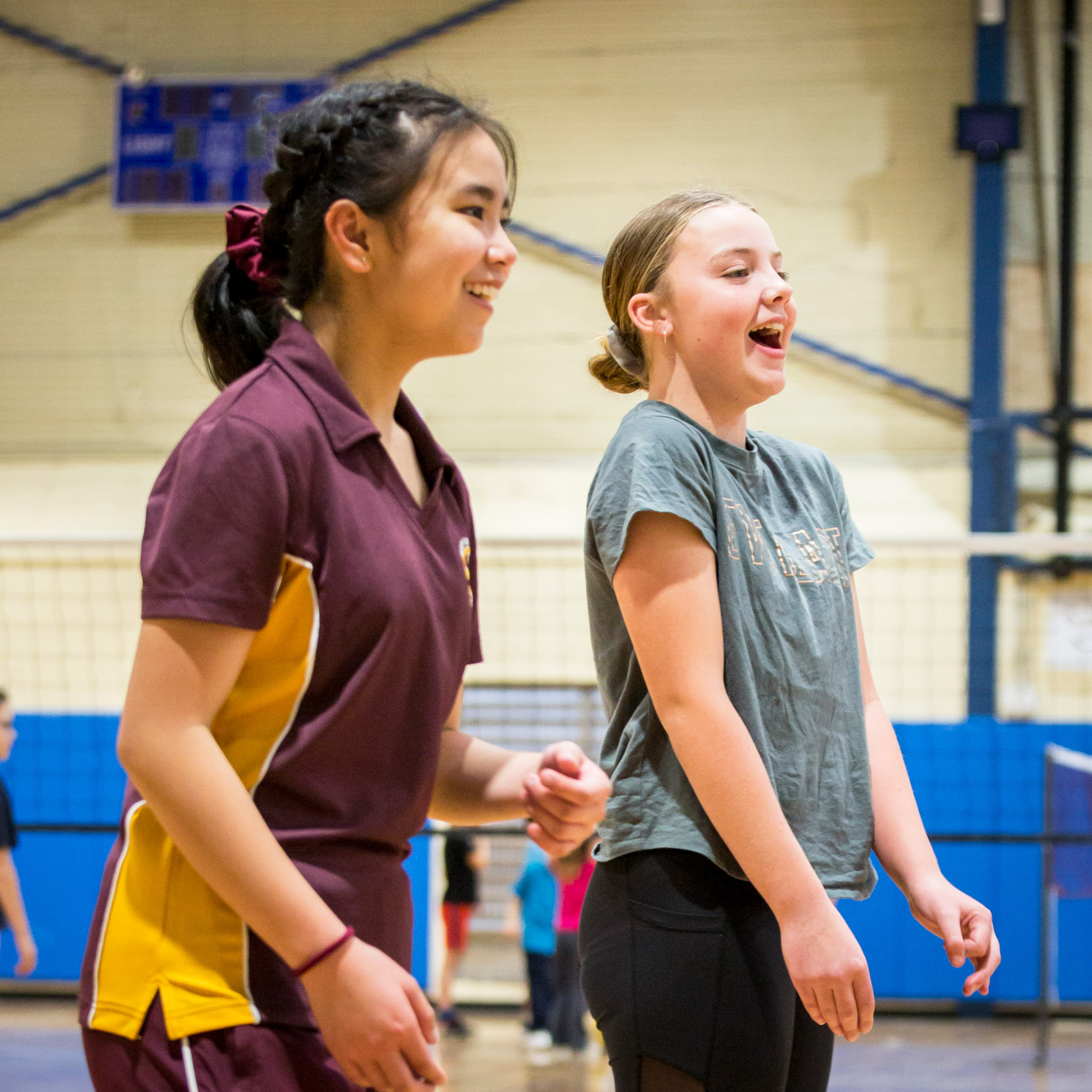 Teens Volley for 13-15yo (Term 3 2021)