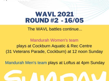 WAVL Round #2 - Battles continue...