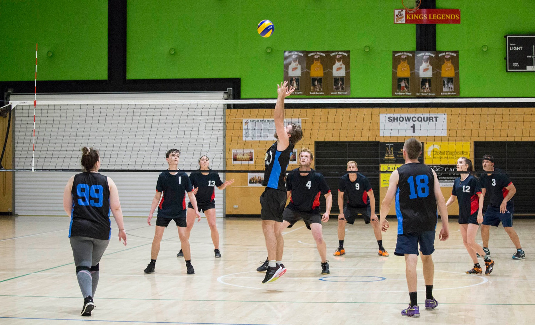 Mixed Teams Competition (Apr-Sep 2021)