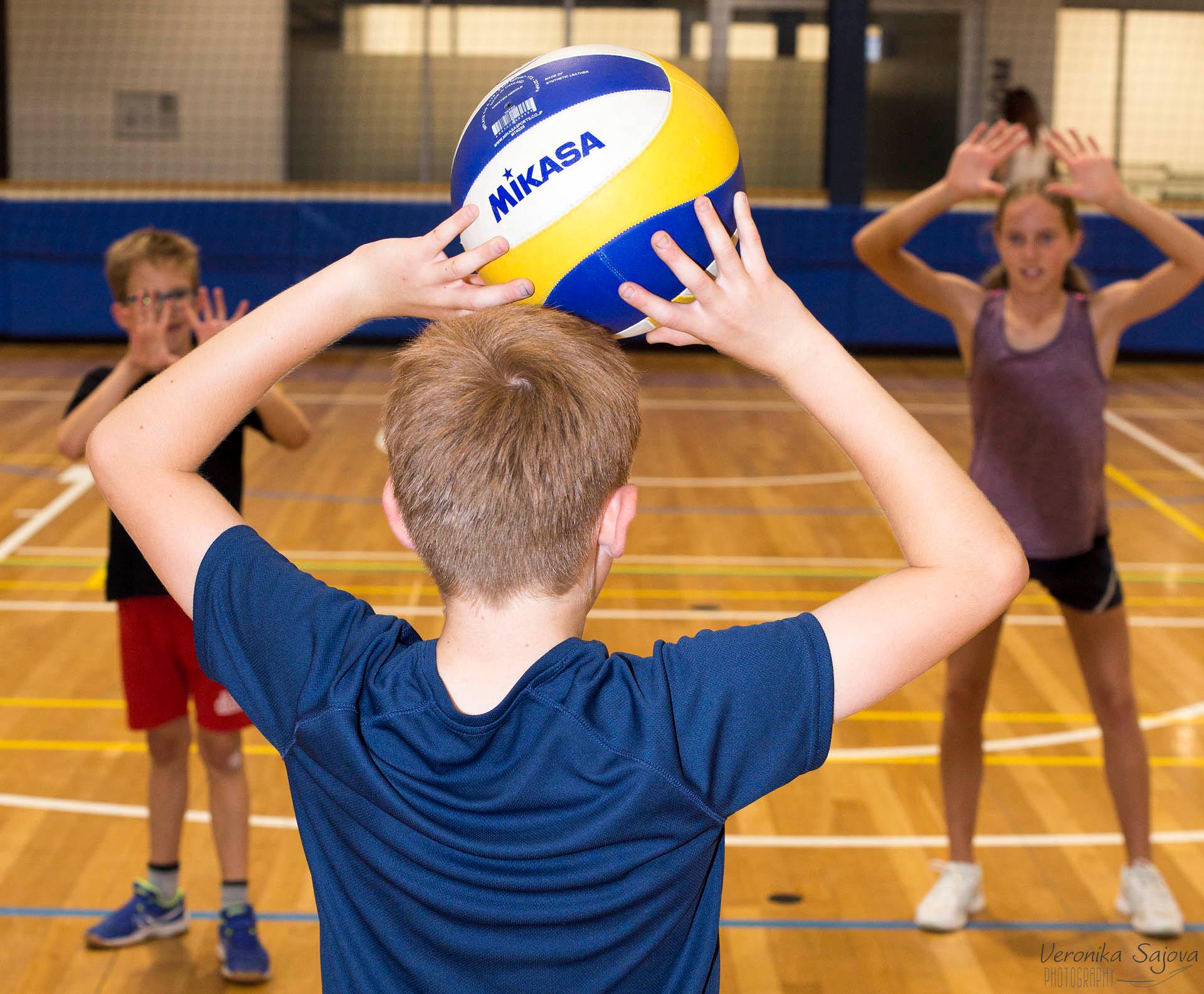 Kids Volley for 6-12yo