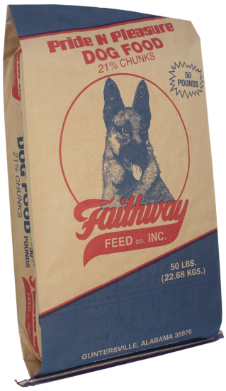 NEW Faithway Dog Foods In Stock!