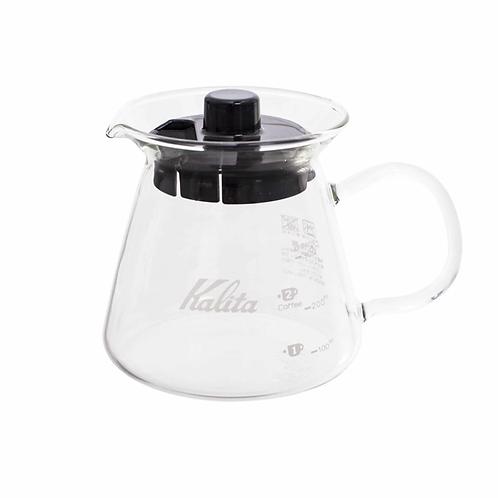 Kalita Wave Glass Server (500 ml)