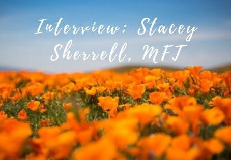 Meet Stacey Sherrell, Therapist.