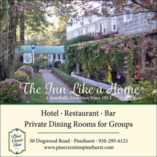 Click here for the Pine Crest Inn portfolio