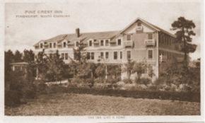 Historic Pine Crest Inn