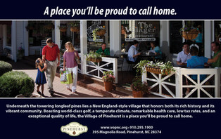 Click here for the Village of Pinehurst portfolio