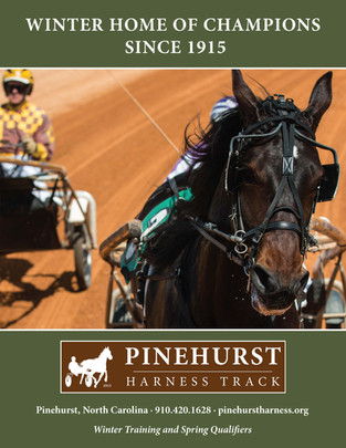 Click here for the Pinehurst Harness Track portfolio