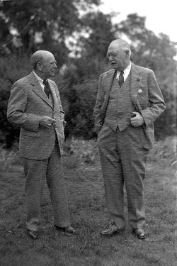 Owners Donald Ross and James MacNab