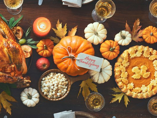 Easy Ways To Have An Eco-Friendly Thanksgiving