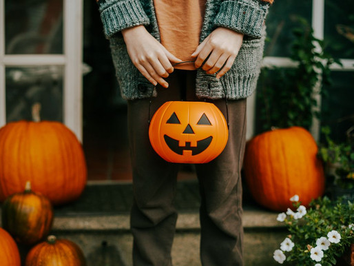 How to be Eco-Friendly On Halloween