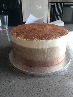 Tiramsu Cake