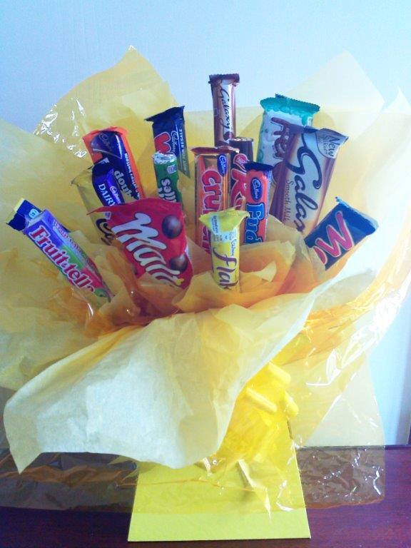 Yellow Sweet Bouquet