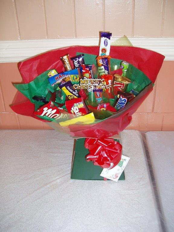 Christmas Sweet Bouquet