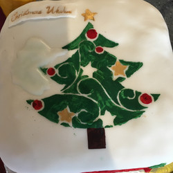 Christmas Cake (Fruit)