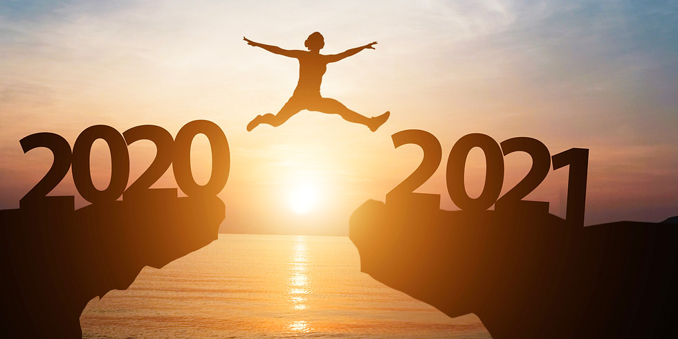 PAST EVENT - Creating Your Best Year Ever 2021