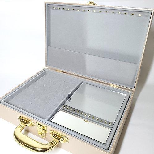 Organizador de jóias duplo