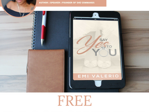 Emi Valerio's Say Yes To You: FREE DOWNLOAD!