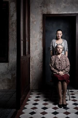 Arianna Scommegna, Anna Paiato, Due donne