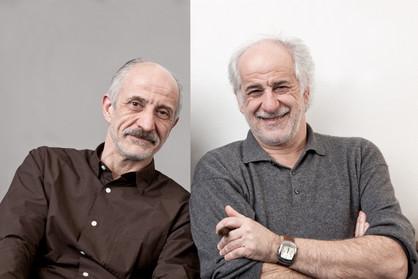 Peppe e Toni Servillo