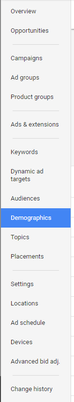 Google PPC – Visualise & optimise your demographic data
