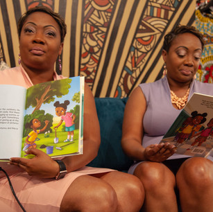 """""""The Switch"""" Book Launch"""