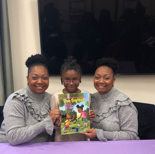 Author's Showcase - Charles County Public Library