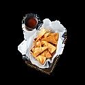 TORTILLA CHIPS (ทอร์ทิลลา และซอสช็อกโกแลต)