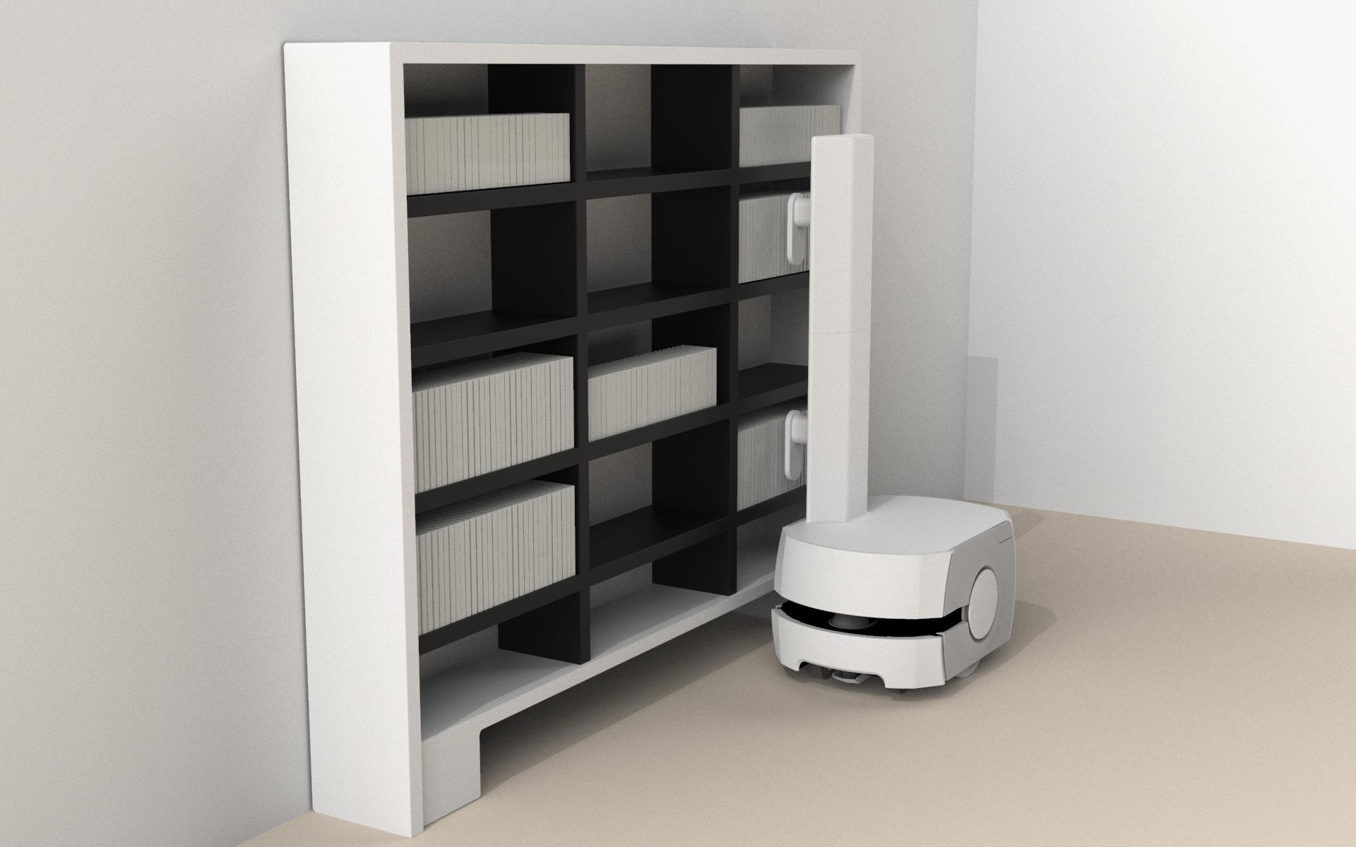 Inventory Robot