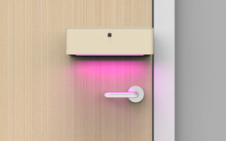 UV-C Door Handle