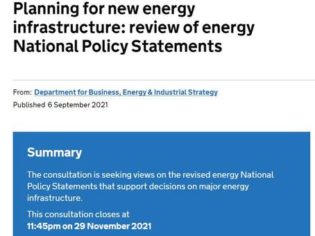 *New* Planning for New Energy Infrastructure (EN1 - EN5)